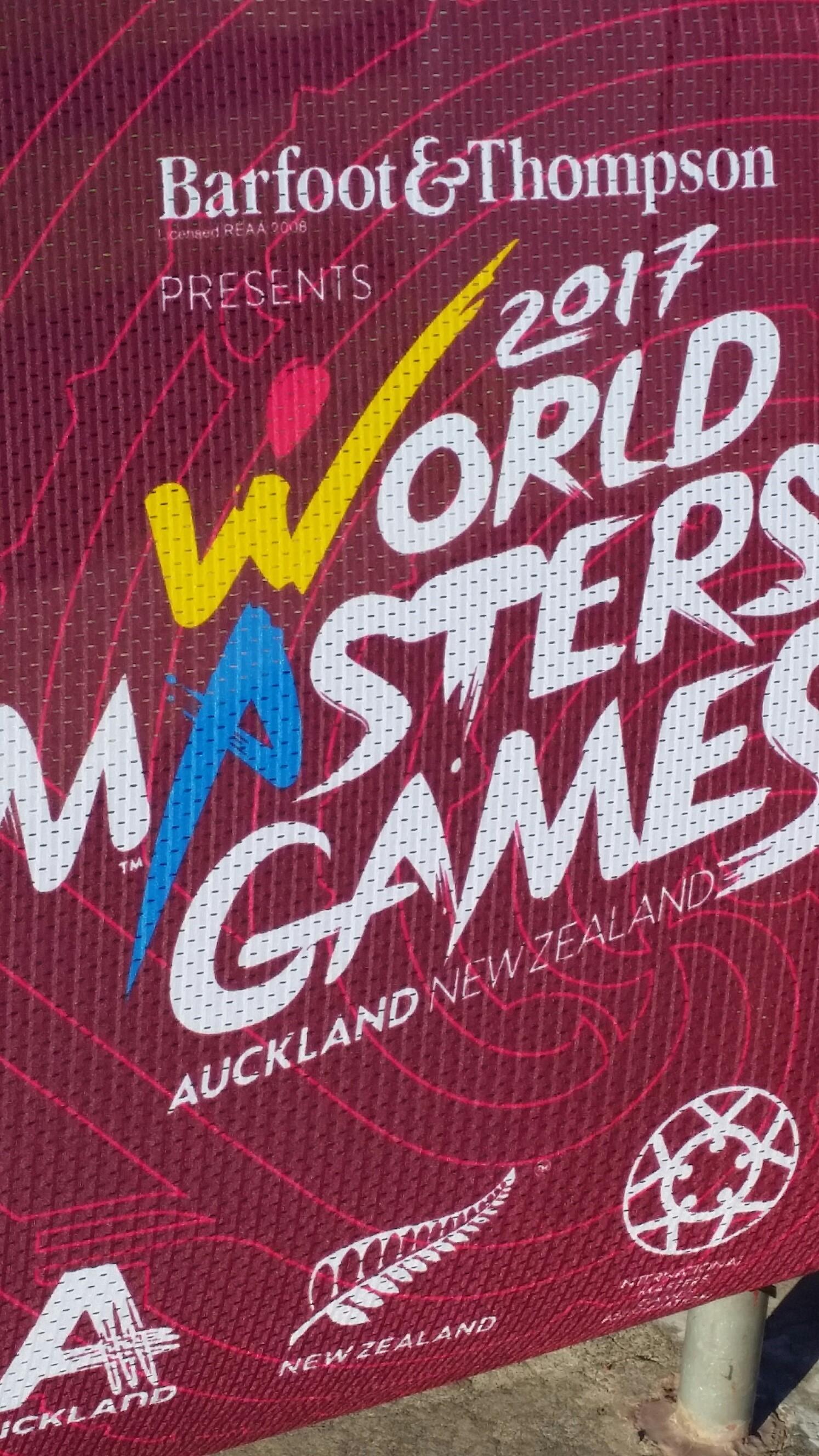 ワールドマスターズゲームニュージーランドWMG