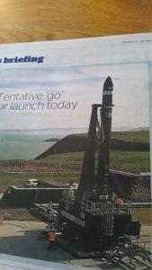 人工衛星打ち上げロケット