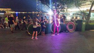 シンガポールF1観戦観光子供遊べる