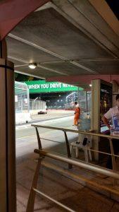 シンガポールF1レース観戦