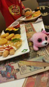 シンガポールお勧めレストランスーパーヒーローズカフェ4