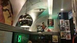 スーパーヒーローズカフェお勧めレストランシンガポール2