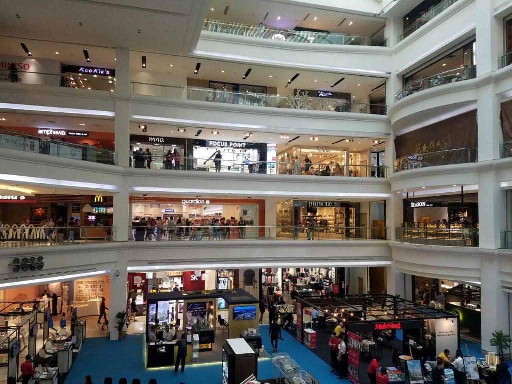 マレーシアスーパーヒーローズカフェジョホールバルシティスクエア