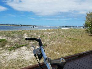 ゴールドコーストサイクリング海辺最高