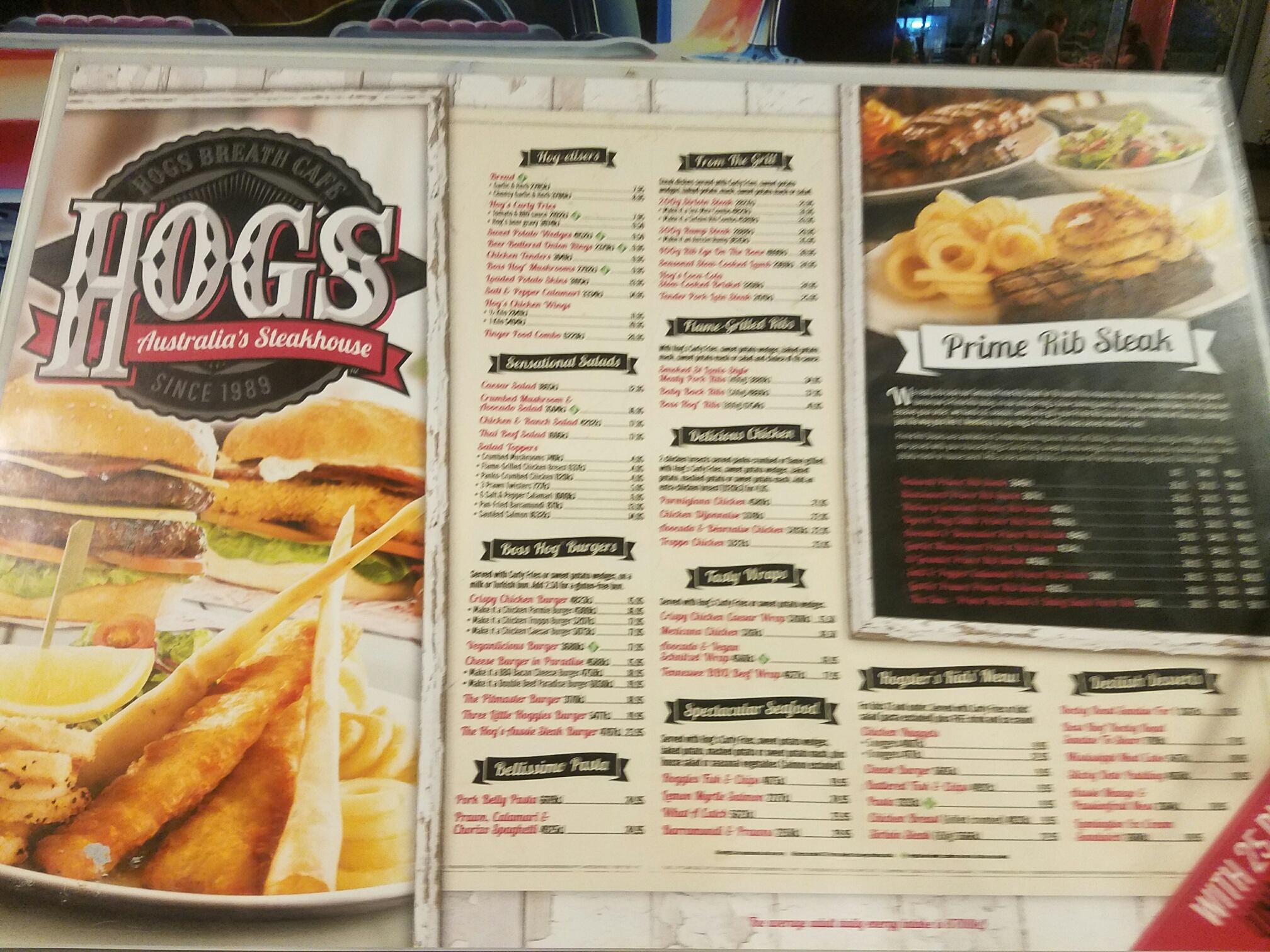 HOGSサーファーズパラダイスレストラン5